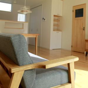 ソファー | テーブル | テレビ台 | ダイニングテーブル | 山形・仙台を中心にオリジナル家具・オーダー家具、インテリアのデザイン・製作・納品をおこなっています。おしゃれ。