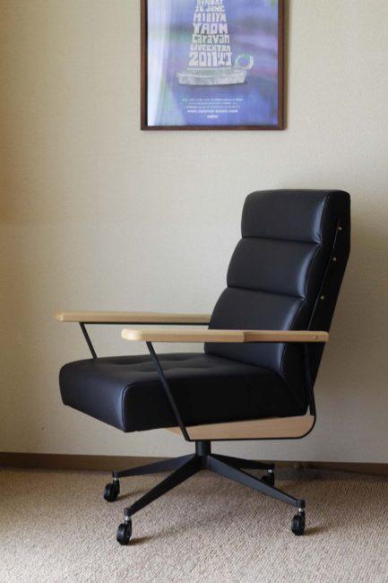椅子 | イス | エグゼクティブチェア | 山形・仙台を中心にオリジナル家具・オーダー家具、インテリアのデザイン・製作・納品をおこなっています。おしゃれ