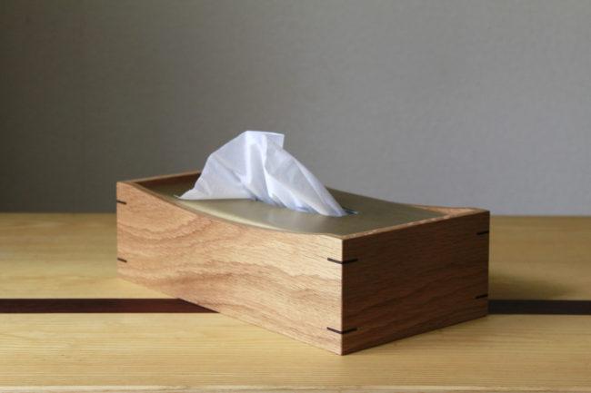 ティンバーコート TIMBERCOURT 山形 yamagata オリジナル original 家具 furniture FURNITURE ティッシュボックス tissuebox