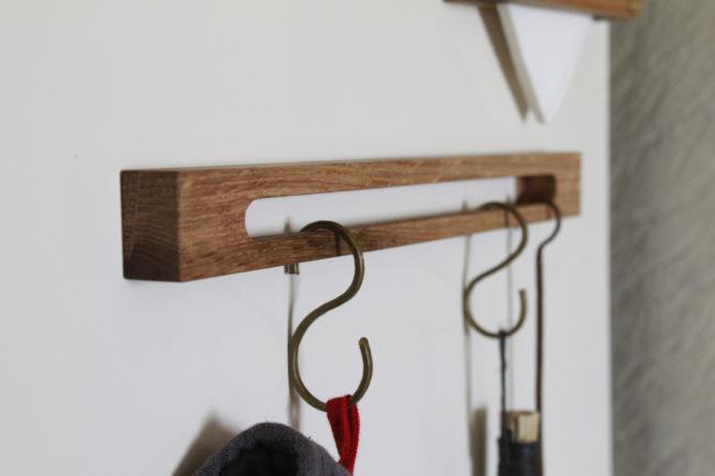 真鍮+木 | ペン立て | 判子立て | Sフック | 山形・仙台を中心にオリジナル家具・オーダー家具、インテリアのデザイン・製作・納品をおこなっています。おしゃれ。
