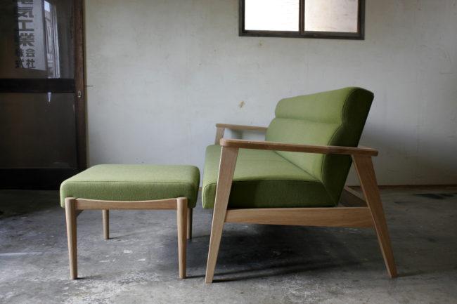 ソファー | オットマン | ソファーセット | 山形・仙台を中心にオリジナル家具・オーダー家具、インテリアのデザイン・製作・納品をおこなっています。おしゃれ。