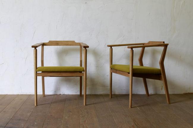 椅子 | イス | アームチェア | 山形・仙台を中心にオリジナル家具・オーダー家具、インテリアのデザイン・製作・納品をおこなっています。おしゃれ
