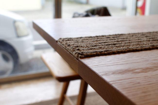 リノベーション | 内装デザイン | ダイニングテーブル | ダイニングセット | ベンチ | 穂積繊維工業 | 山形・仙台を中心にオリジナル家具・オーダー家具、インテリアのデザイン・製作・納品をおこなっています。おしゃれ。
