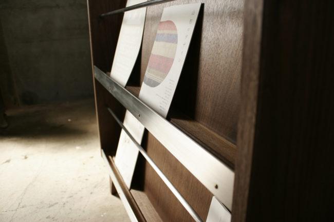 食器棚 | マガジンラック | 山形・仙台を中心にオリジナル家具・オーダー家具、インテリアのデザイン・製作・納品をおこなっています。おしゃれ。