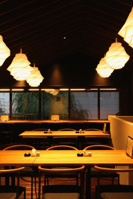 そば処庄司屋御殿堰七日町店 | ダイニングテーブル | ダイニングセット | リノベーション | 山形・仙台を中心にオリジナル家具・オーダー家具、インテリアのデザイン・製作・納品をおこなっています。おしゃれ。