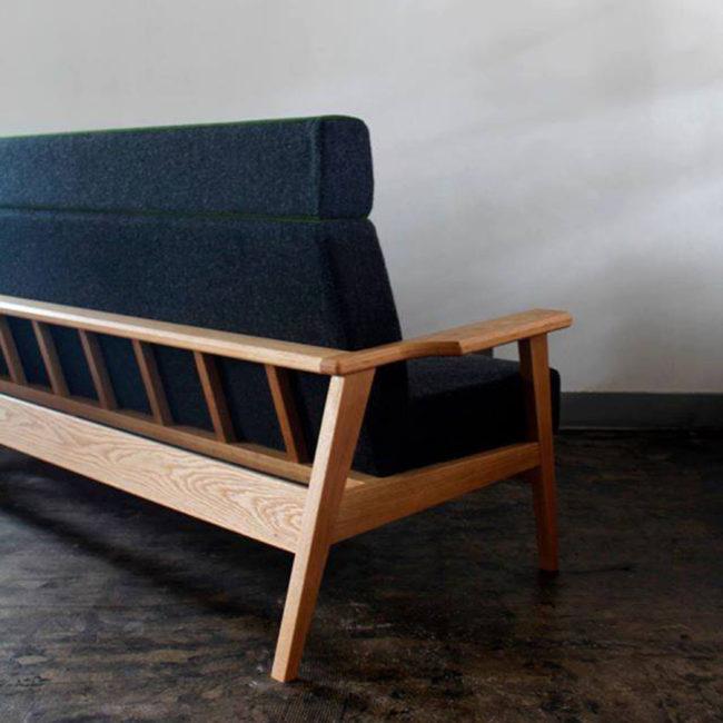timbercourt ティンバーコート high back sofa ハイバックソファー