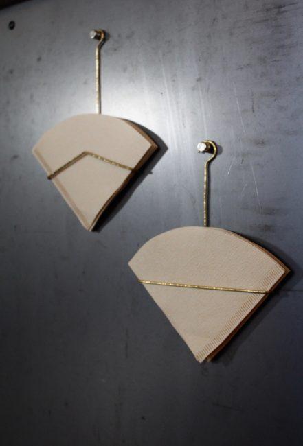 entomo 真鍮 brss CoffeePaperHolder 01