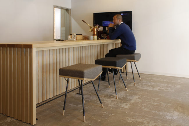 Origamisendai | スツール | カウンター | 山形・仙台を中心にオリジナル家具・オーダー家具、インテリアのデザイン・製作・納品をおこなっています。おしゃれ。