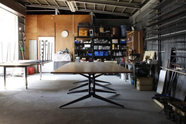 ティンバーコート TIMBERCOURT 山形 yamagata オリジナル original 家具 furniture FURNITURE ワークデスク workdesk