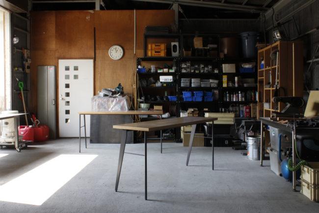 ミーティングテーブル | テーブル | 山形・仙台を中心にオリジナル家具・オーダー家具、インテリアのデザイン・製作・納品をおこなっています。おしゃれ。