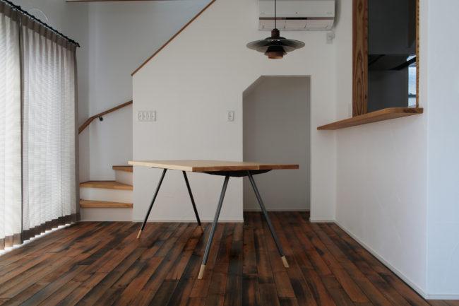 ティンバーコート TIMBERCOURT 山形 yamagata オリジナル original 家具 furniture FURNITURE ダイニングテーブル diningTable