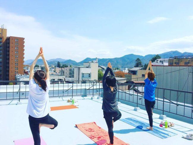 Rolfing House festa ヨガ yoga