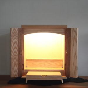 仏壇 | 山形・仙台を中心にオリジナル家具・オーダー家具、インテリアのデザイン・製作・納品をおこなっています。おしゃれ。