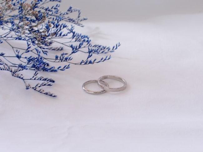 結婚指輪 結婚指輪オーダー 結婚指輪オーダーメイド 山形 山形市 yamagata 彫金 entomo プラチナ900 Pt900