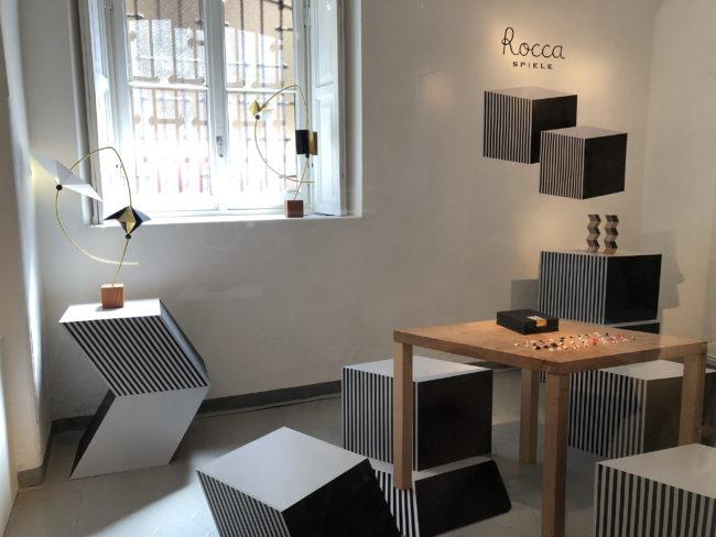ミラノサローネ | テーブル | 積木 | 新築家具 | 特注家具 | オーダー家具