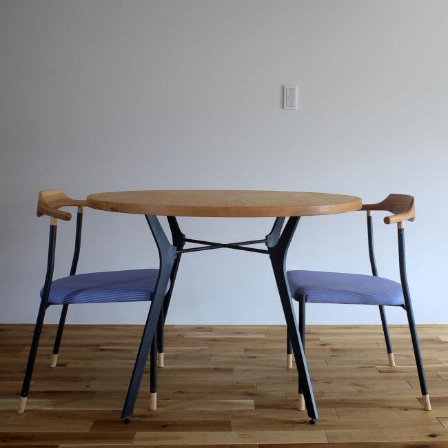 椅子 | ダイニングテーブル | テーブル | 山形・仙台を中心にオリジナル家具・オーダー家具、インテリアのデザイン・製作・納品をおこなっています。おしゃれ。