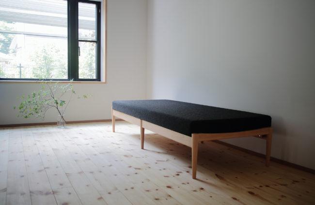 ベッド | ソファーベッド | アームチェア | 椅子 | ダイニングテーブル | テーブル | 山形・仙台を中心にオリジナル家具・オーダー家具、インテリアのデザイン・製作・納品をおこなっています。おしゃれ。